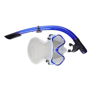 high quality OEM Profession silicone Snorkeling breathing tube manufacturer