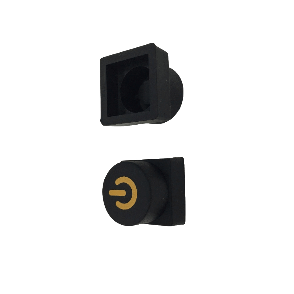 Hight quality Silicone Bluetooth button for anti-theft device