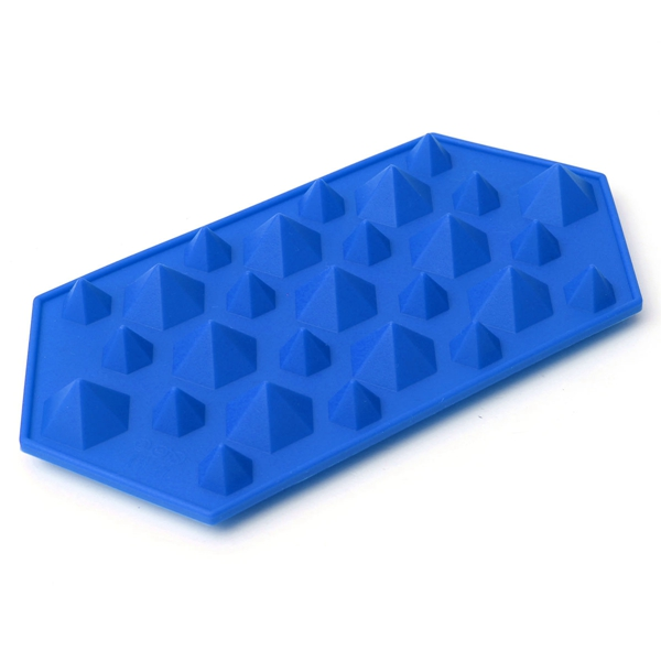 Silicone ice tray molds diamond shaped ice cube