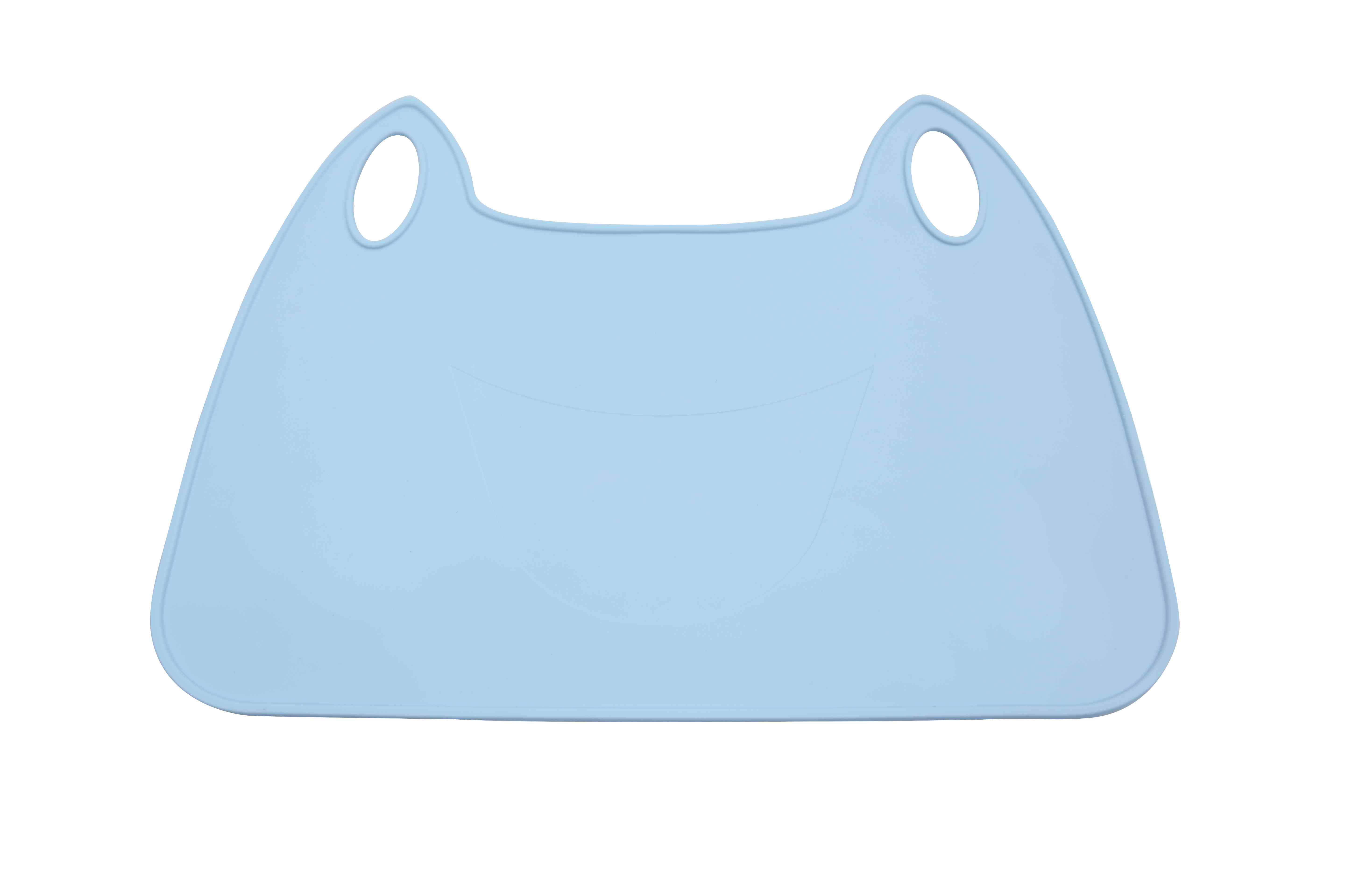 Waterproof non-slip silicone placemat for toddlers