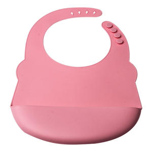customized OEM silicone bibs for permanent use manufacturer