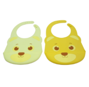 Wholesale Environmentally Friendly Waterproof Silicone Bib
