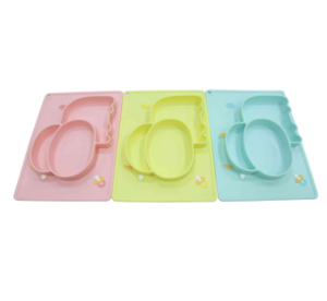 wholesale silicone placemat plates making manufacturer
