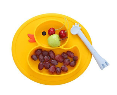 OEM silicone placemat plates spend less time cleaning after meals