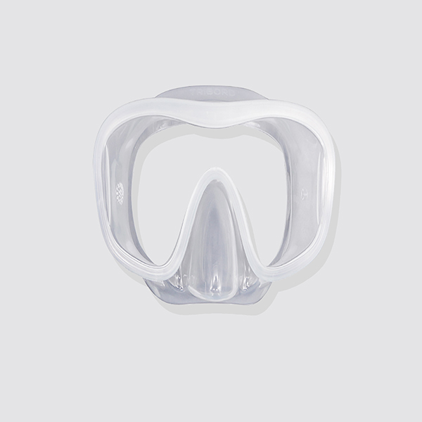 Medical silicone breathing mask factory customize