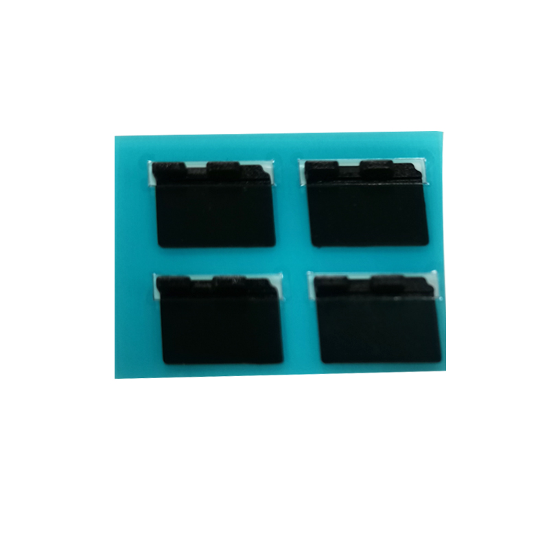 Customized high quality silicone pad