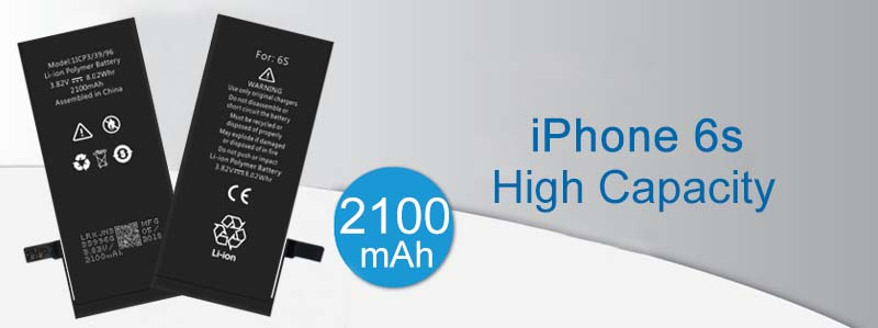 buy new high capacity iphone 6S battery