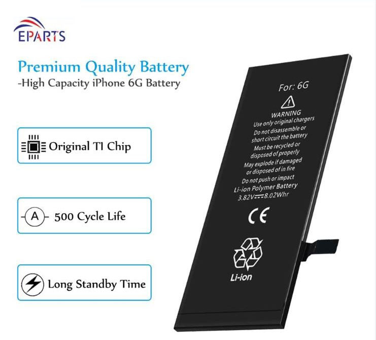 lithium cell phone battery supplier