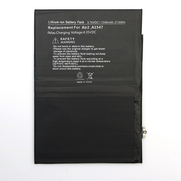 China ihigh quality Pad battery manufacturer