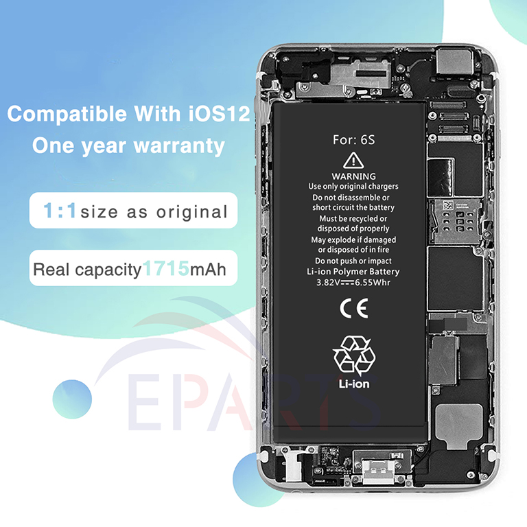 China iPhone battery wholesale supplier