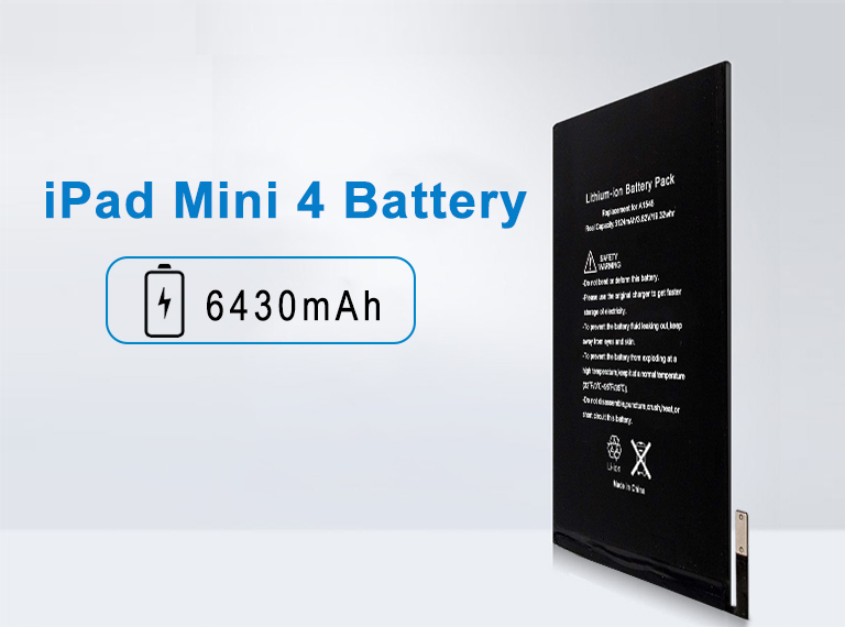 Factory direct sales iPad Mini 4 battery