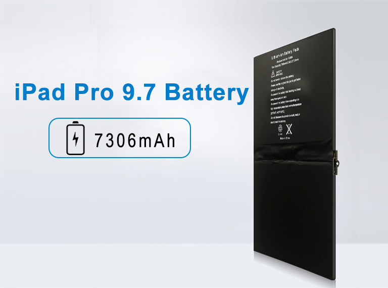 Sufficient capacity iPad batteries for sale