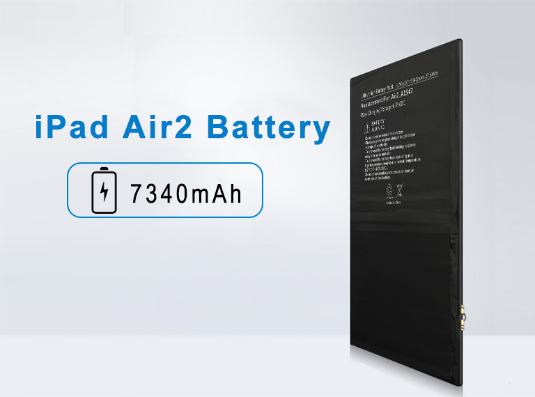 IPad battery manufacturer Customized iPad battery