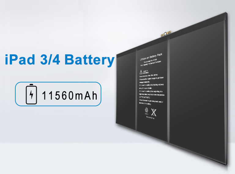 prix de la batterie ipad apple