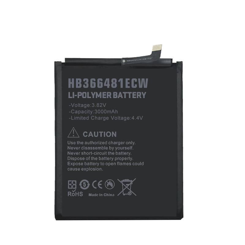 China Factory Wholesale 3000Mah Huawei P9 battery