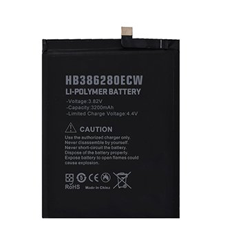 Factory direct sales high quality Huawei P10 battery