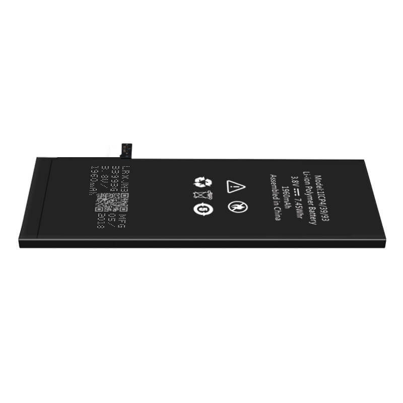 Safety and environment friendly iPhone 7G cell phone battery suppliers