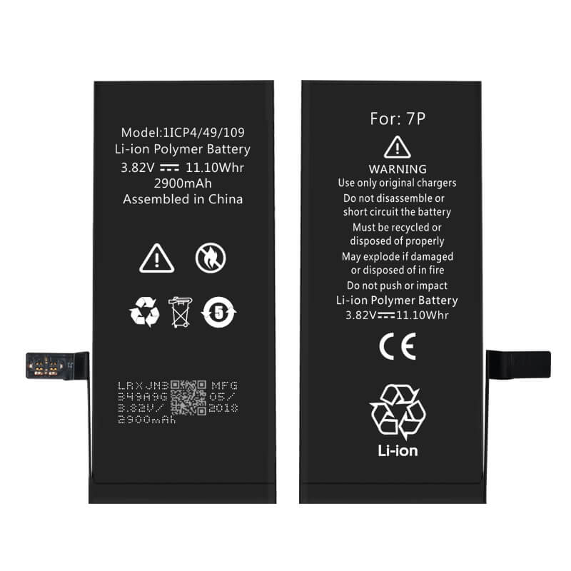 High quality hot-Sale iPhone 7P phone battery suppliers