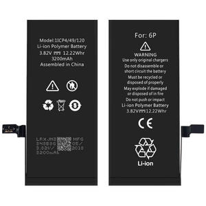 Absolute 100% cobalt iPhone 6 Plus battery in iPhone battery factory