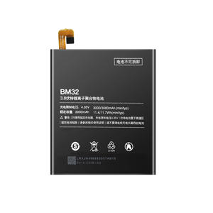 3000mAh Xiaomi Mi4 battery for xiaomi mi4 replacement battery