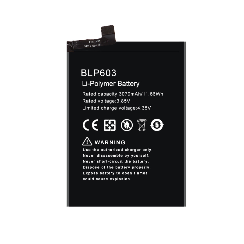 Compatible mobile phone Battery For OPPO BLP603 R7S