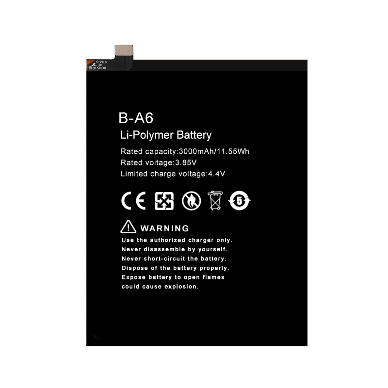 Replacement Mobile Phone Battery B-A6 for Vivo X7