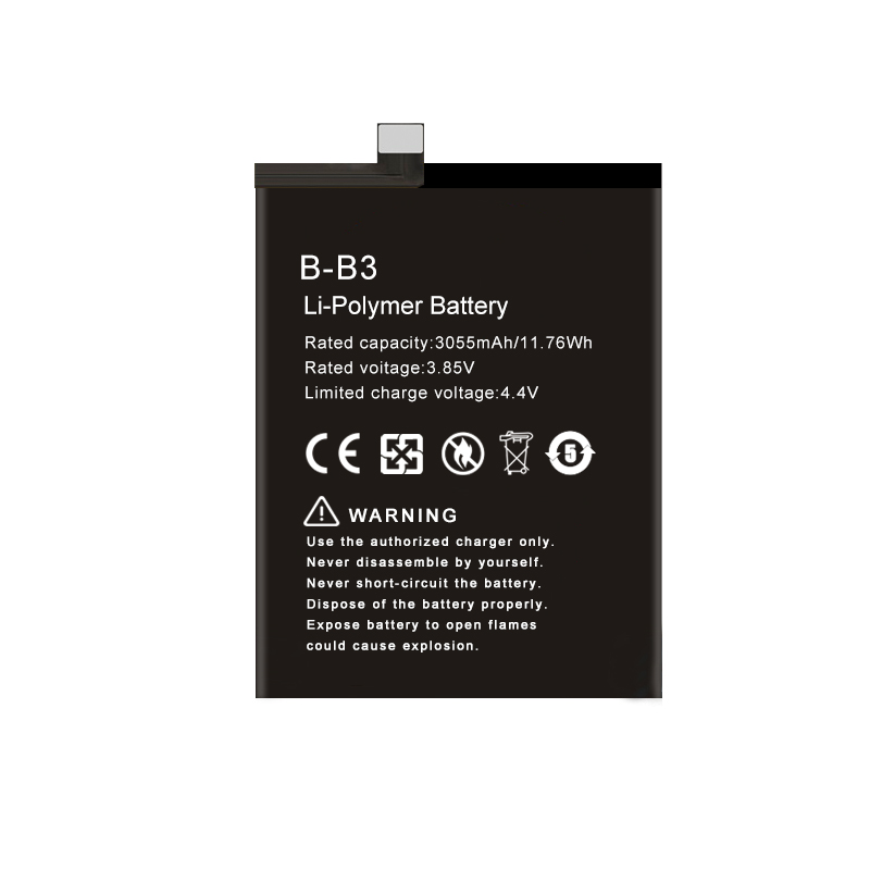 Good Price OEM Li-Ion Polymer Phone Replacement Batteries For Vivo X9 B-B3