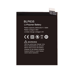 Mobile Phone Battery For OPPO BLP635 R11, SmartPhone Battery 2900mAh