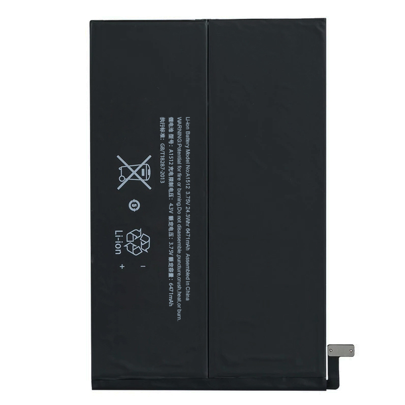 IPad battery manufacturer Customized high quality iPad mini 2/3 battery