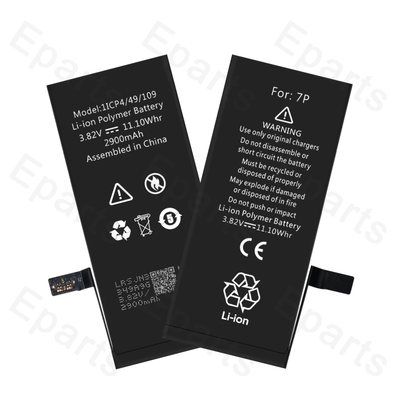 High Quality Original Replacement Battery For iPhone 7P