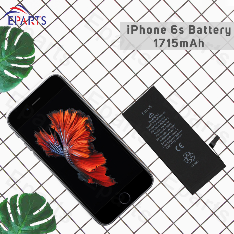 Order iPhone 6S phone batteries online, iPhone battery supplier