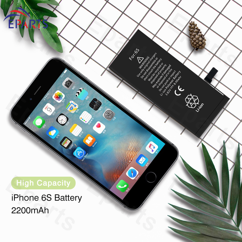 High Quality Original Replacement Battery For iPhone 6S
