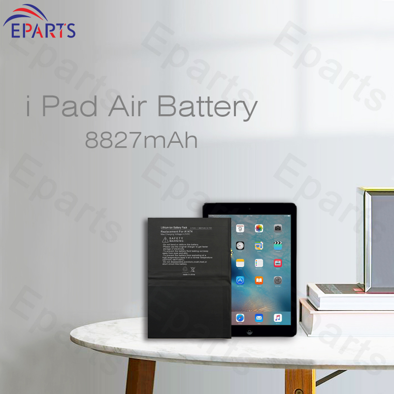 Custom iPad 5 battery who...