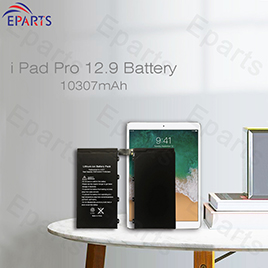 3.77V 10307mAh Original PCB iPad Pro 12.9 battery