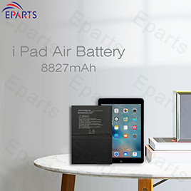 Custom iPad 5 battery wholesale, iPad battery supplier