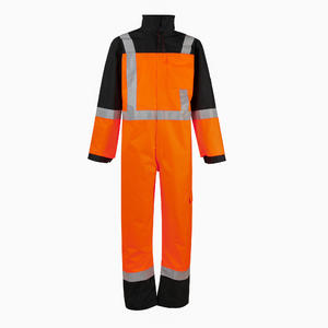 Professional OEM Waterproof Coverall Rain Jacket supplier