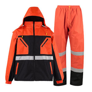 customized China 1701 Warm Waterproof Jacket suit manufacturer factory