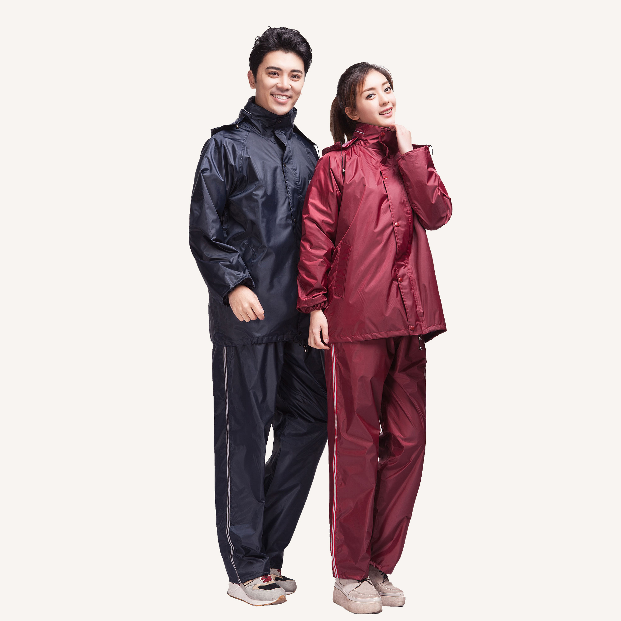 3699 Waterproof Outdoor Suit Ladies Workwear