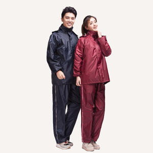taffeta reusable 3699 Waterproof Outdoor Suit Ladies Workwear factory expert