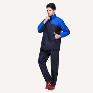 high quality 7083 Multi-color Waterproof Outdoor Suit Mens Rain Jacket  exporter