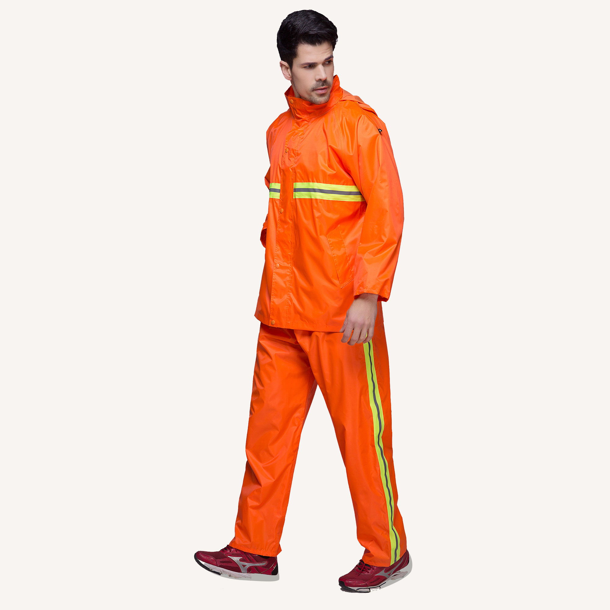 6957 Safety Waterproof Clothing Sets