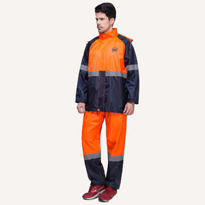 customized 7052  Multicolor Safety Waterproof Suit Best Raincoat  seller
