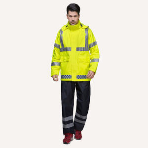 OEM reflective 6999  Waterproof Mens Workwear Suit supplier factory