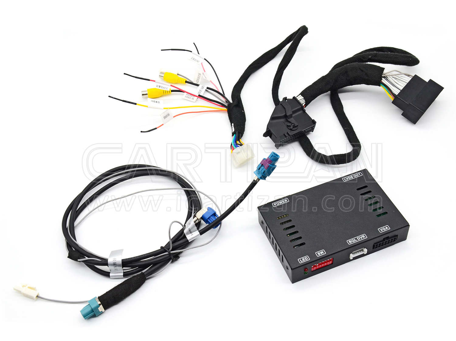 Video interface for Ford and Lincoln with SYNC 3 system (PAS-FD-951)