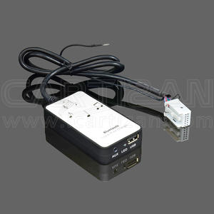 Bluetooth Digital Music Changer With USB/AUX IN For Select VW / Audi Vehicles 2002-2011 (BCH-VW01)