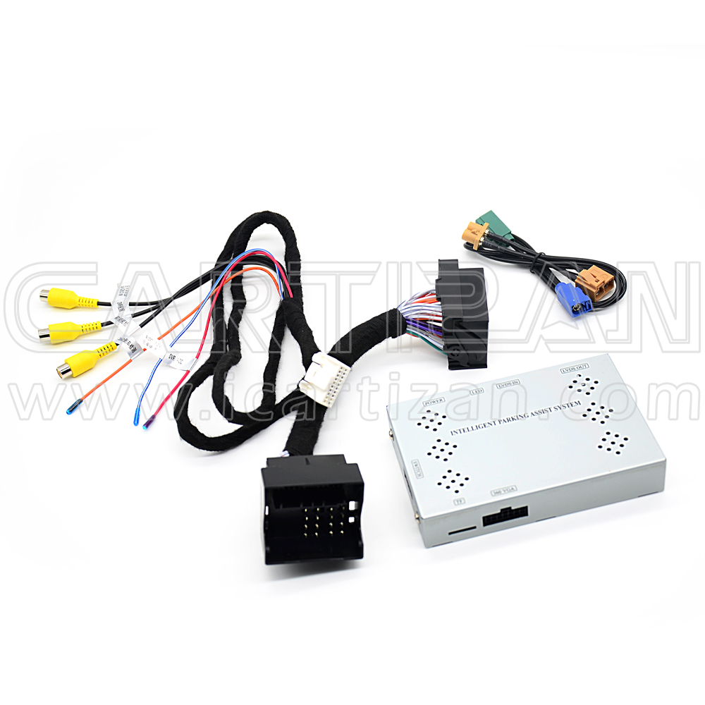Video interface for Mercedes-BENZ NTG 5.5 (PAS-MB-424P)