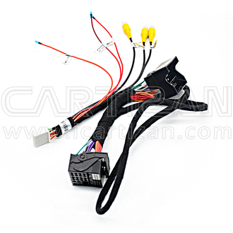 Camera Interface for New Mercedes-BENZ NTG 5.0 5.1 5.2 (PAS-MB-425P)