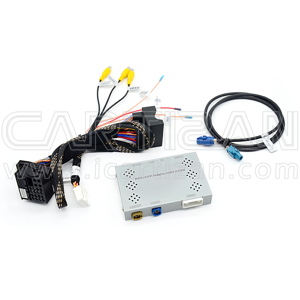 Video interface for Mercedes-BENZ NTG 4.5 4.7 (PAS-MB-426P)
