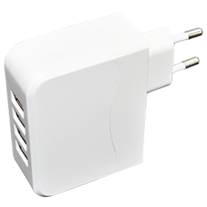 high quality custom-made 4 USB 5V Charger supplier.