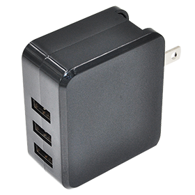 3 USB 5V 4.4A charger